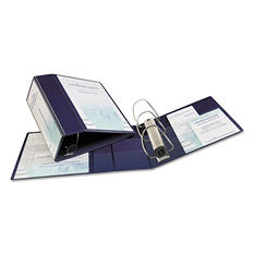 Avery - Nonstick Heavy-Duty EZD Reference Binder