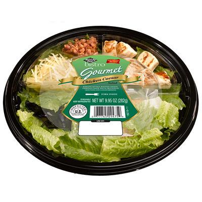 Chicken Caesar Gourmet Bistro Salad - 9.95 oz.