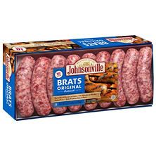 Johnsonville Original Brats (4.275 lb.)