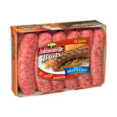 Johnsonville Original Brats (3 lb.)