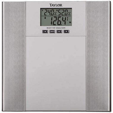 Taylor Body Fat & Body Water Monitor
