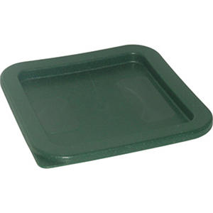 Carlisle Plastic Food Storage Lid, Green - 2 & 4 Quart