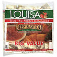 Louisa Breaded Beef Ravioli - 3 lb. bag