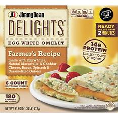 Jimmy Dean Delights Farmer's Recipe Egg White Omelet (21.6 oz., 6 ct.)