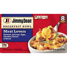 Jimmy Dean Meat Lovers Bowls (8 ct.)