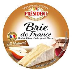President® Brie De France Cheese - 28.2 oz.