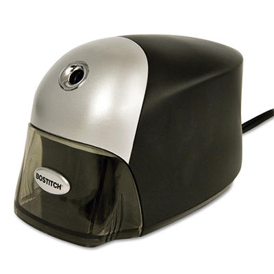 Stanley Bostitch - Quiet Sharp Executive Electric Pencil Sharpener - Black