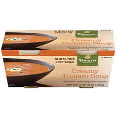 Panera Bread Creamy Tomato Soup (24 oz. tubs, 2 pk.)