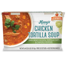 Panera Bread Chicken Tortilla Soup (24 oz. tubs, 2 pk.)