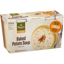 Panera Bread Loaded Baked Potato Soup (24 oz. tubs, 2 pk.)