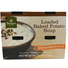 Panera Baked Potato Soup (10 oz., 4 ct.)