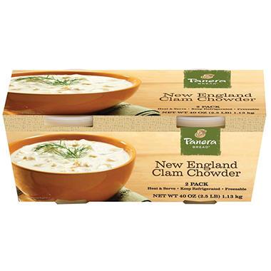 Panera Bread New England Clam Chowder - 40 oz.