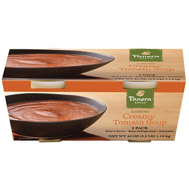 Panera Bread Creamy Tomato Soup - 40 oz.