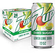 Diet 7UP - 12 oz. can - 24 pk.