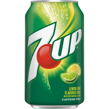 7-Up (12 oz. cans, 32 pk.)