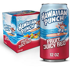 Hawaiian Punch - 12 oz. can - 24 pk.