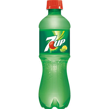 7-Up - 16.9 oz. bottles - 24 pk.