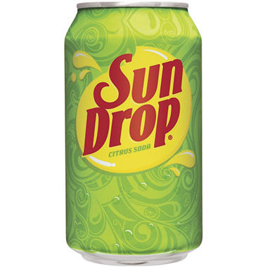 Sun Drop - 12 oz. cans - 18 pk.