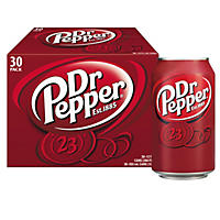 Dr Pepper (12 oz. cans, 30 pk.)