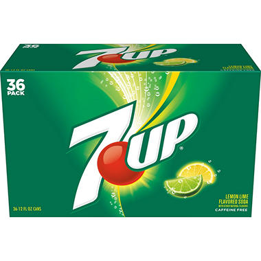 7-Up (12 oz. cans, 36 pk.)