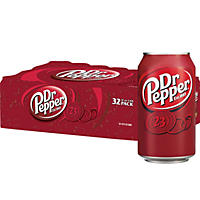 Dr. Pepper (12 oz. cans, 32 pk.)
