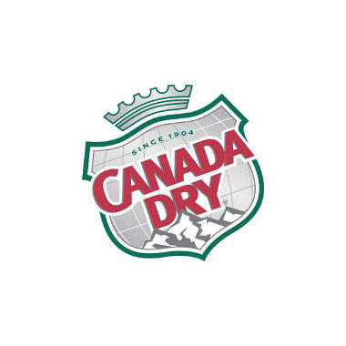 Canada Dry® Ginger Ale - 30/12 oz. cans