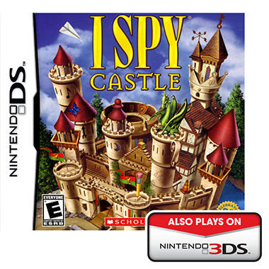 I Spy Castle - NDS