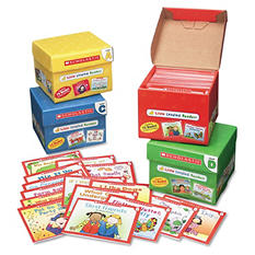 Scholastic Little Leveled Readers Mini Teaching Guide (75 ct.)