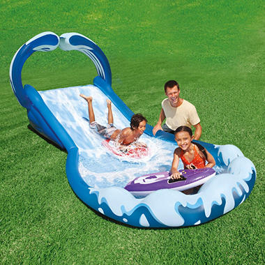 Surf and Slide Water Play Center