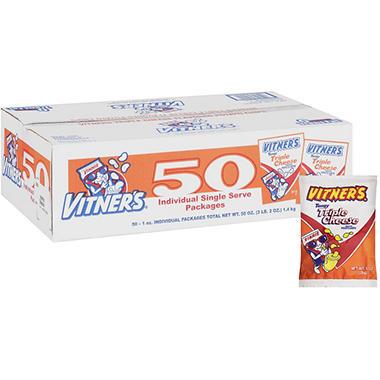 Vitner's Tangy Triple Cheese Potato Chips - 1 oz - 50 ct.