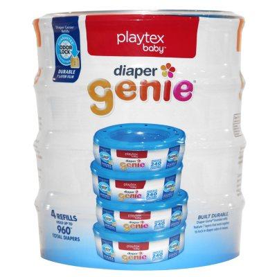 Diaper Pails & Refills