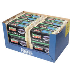 Case Sale: Cabot Extra Sharp White Cheddar Cheese (2 lb. brick, 16 ct.)