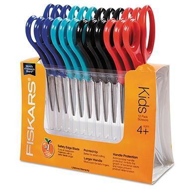 Fiskars Children's Safety Scissors -  Blunt -  5