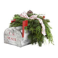 U.S. Mailbox Fresh-Cut Centerpiece