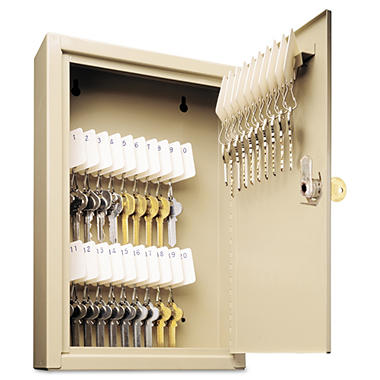MMF Industries Uni-Key Single Tag Key Cabinet