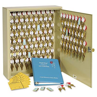 MMF Industries Dupli-Key II Key Cabinet