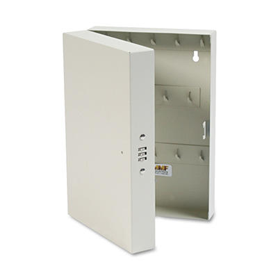 MMF Industries Hook Style Key Cabinet