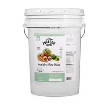 Augason Farms Vegetable Stew Blend (18 lb. pail)