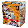 Augason Farms Emergency Food Storage Kit - 30 day - 1 person