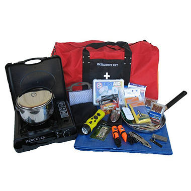 Augason Farms Basic Emergency Duffle Kit - 2 person - 72 hour