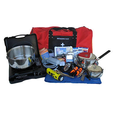 Augason Farms Deluxe Emergency Duffle Kit - 2 person - 72 hour