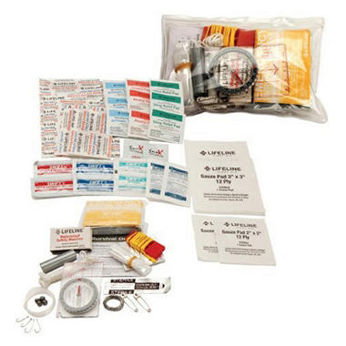 Augason Farms Survival Medic Kit - 2 pk.