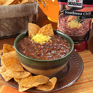 Crown Canyon™ Southwest Chili Mix Pouch - 6 pk.