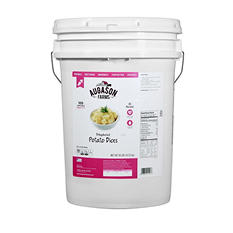 Augason Farms Dehydrated Potato Dices (10 lb. pail)