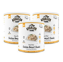 Click here for Augason Farms Freeze Dried Chicken Breast Chunks (... prices