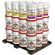 Superior Emergency Food Storage Kit in Pails - 1 year - 2 Person