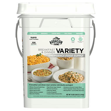 Augason Farms Emergency Food Supply Variety Pail