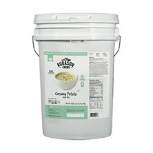Augason Farms Creamy Potato Soup Mix Pail (31 lb., 5.28 oz.)