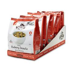 Augason Farms Pantry Pack, Instant Blueberry Granola (6 Pouches)