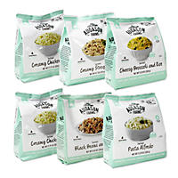 Augason Farms Pantry Pack, Entrée Variety (6 Pouches)